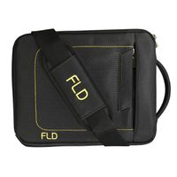 FLD 10 inch Tablet Bag - Yellow