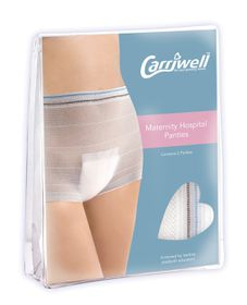 Carriwell - Maternity and Hospital Panties - Pack of 2
