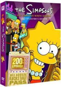 Simpsons - Series 9 - (Import DVD)
