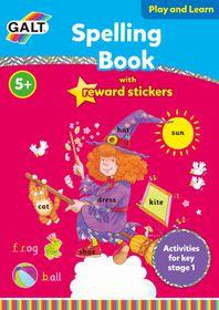 Galt Toys Spelling Book