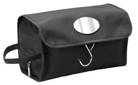 Eco Surrey Toiletry Bag - Black