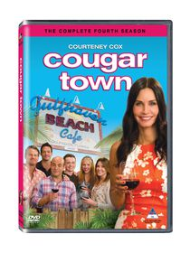 Cougar Town Season 4 (DVD)