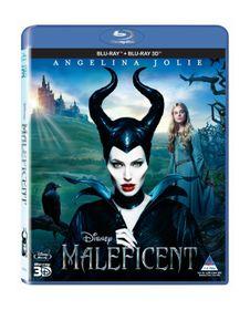Maleficent (3D & 2D Superset Blu-ray)