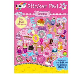 Galt Toys Sticker Pad