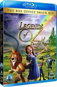 Legends Of Oz: Dorothy'S Return (3D & 2D Blu-ray)
