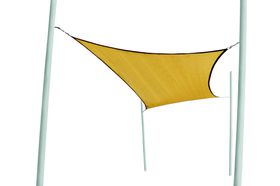 Coolaroo - Extreme Shade Sail Rectangle 5 x 3m- Desert Sand