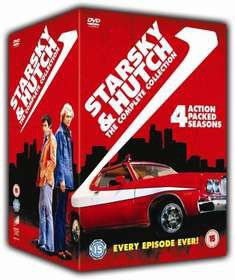 Starsky & Hutch - The Complete Collection (DVD)
