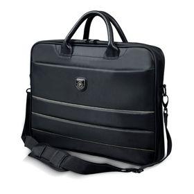 "Port Sochi 15.6"" Slim Line Top Loading Case for Ultrabooks - Black"