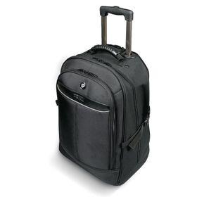 "Port Manhattan II 15.6"" Laptop Backpack Trolley Bag - Black"