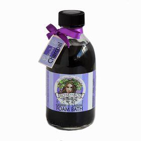 Rose en Bos Charcoal and Lavender Foam Bath - 200ml