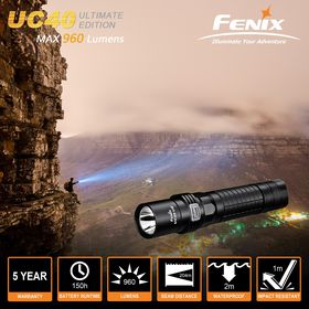 Fenix - UC40 Ultimate Edition Flashlight