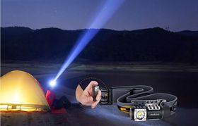 Fenix - HL50 XM-L2 T6 Headlamp