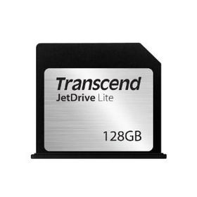 "Transcend 128GB Jetdrive Lite 130 - Storage Expansion For MacBook Air 13"" Late 2010 to Early 2015"