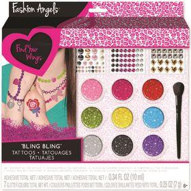 Fashion Angels Bling Bling Body Glitter Kit