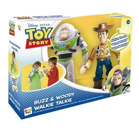Toy Story Walkie Talkie Buzz-Woody