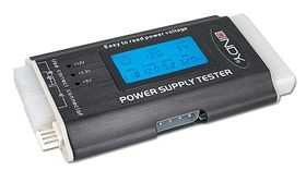 Lindy ATX Power Supply Tester with LCD Display