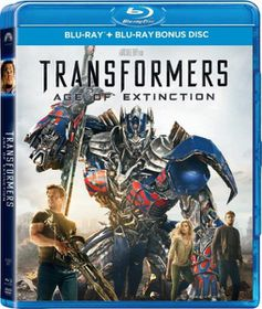 Transformers:Age Of Extinction (Blu-ray)