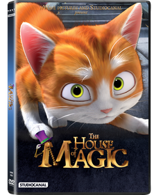 The House Of Magic (DVD)