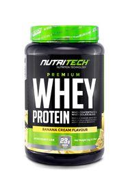 Nutritech Premium Pure Whey - Banana Cream 1kg