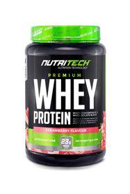 Nutritech Premium Pure Whey - Strawberry 1kg