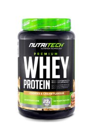 Nutritech Premium Pure Whey - Cookies and Cream 1kg