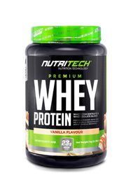 Nutritech Premium Pure Whey - Vanilla 1kg