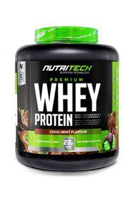 Nutritech Premium Pure Whey - Choc Mint 2kg