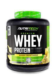 Nutritech Premium Whey Protein - Banana Cream 2kg