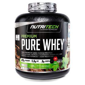 Nutritech Premium Pure Whey - Banana Cream 2kg