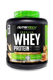 Nutritech Premium Pure Whey - Cookies and Cream 2kg