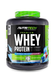 Nutritech Premium Pure Whey - American Ice Cream Soda 2kg