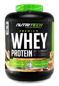 Nutritech Premium Pure Whey - Cookies and Cream 3.2kg