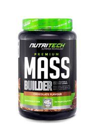 Nutritech Anabolic Mass Builder - Chocolate 1.5kg