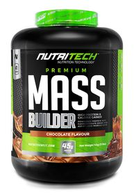 Nutritech Anabolic Mass Builder - Chocolate 5kg