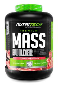 Nutritech Anabolic Mass Builder - Strawberry 5kg