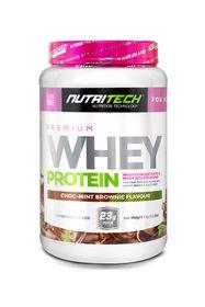 Nutritech Premium Whey Protein - Choc Mint Brownie