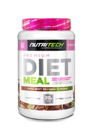 Nutritech Dietmeal - Choc Mint Brownie