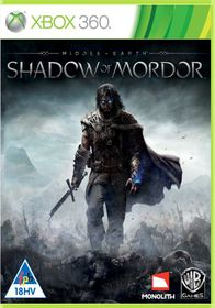 Middle Earth Shadow of Mordor (Xbox360)