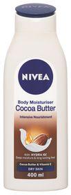 Nivea Cocoa Butter Body Moisturiser - 400ml