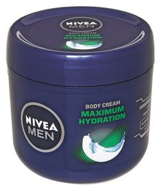 Nivea Men Maximum Hydration Body Cream - 400ml