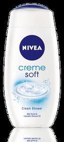 Nivea Creme Soft Shower Gel - 250ml