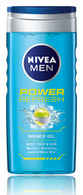 Nivea Men Power Refresh Shower Gel - 250ml