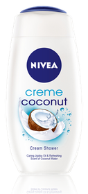 Nivea Creme Coconut Shower Cream - 250ml