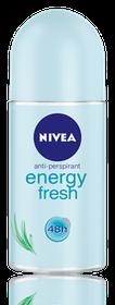 Nivea Energy Fresh Roll On - 50ml