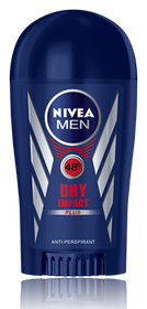 Nivea Men Deodorant Stick Dry Impact Roll On - 40ml