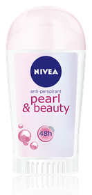 Nivea Deodorant Stick Pearl And Beauty Roll On - 40ml