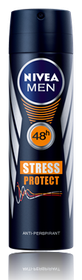 Nivea Deodorant Stress Protect Male Aerosol - 150ml