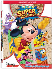 Mickey Mouse Clubhouse: Super Adventure (DVD)