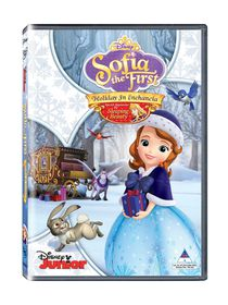 Sofia The First: Holiday In Enchancia (DVD)