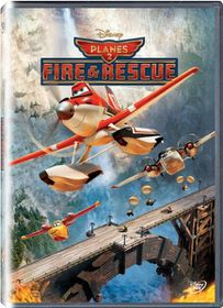 Walt Disney's Planes 2: Fire & Rescue (DVD)